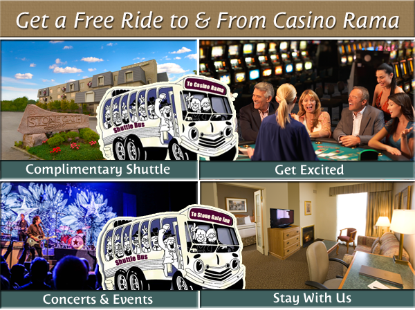Casino-Rama-Shuttle-email-notification